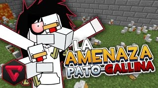 MINECRAFT: LA AMENAZA PATO-GALLINA thumbnail
