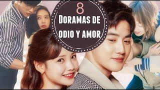 10 DORAMAS DE ODIO-AMOR QUE NO TE PUEDES PERDER! | Melidrama