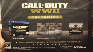 Call of Duty: World War 2 - Pro Edition (COD WWII INFO 2017)
