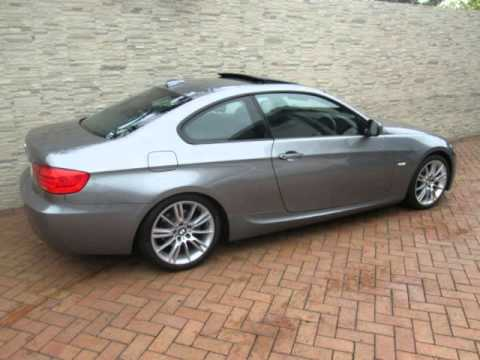 2010 bmw 3 series 325i coupe m sport a t auto for sale on auto trader south africa youtube. Black Bedroom Furniture Sets. Home Design Ideas