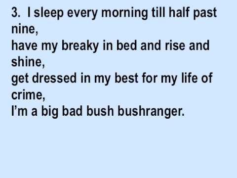 Big Bad Bush Bush Ranger