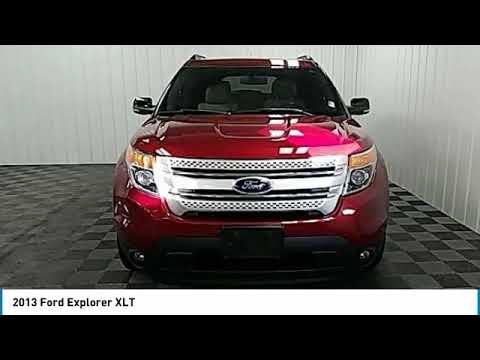 2013 Ford Explorer Hudson WI 8T1134A