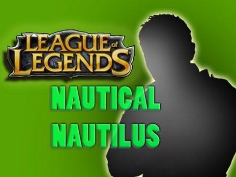 LOL   Nautical Nautilus