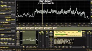 693kHz Radio Bangladesh Betar 2011 Sep12 1630-1730UTC