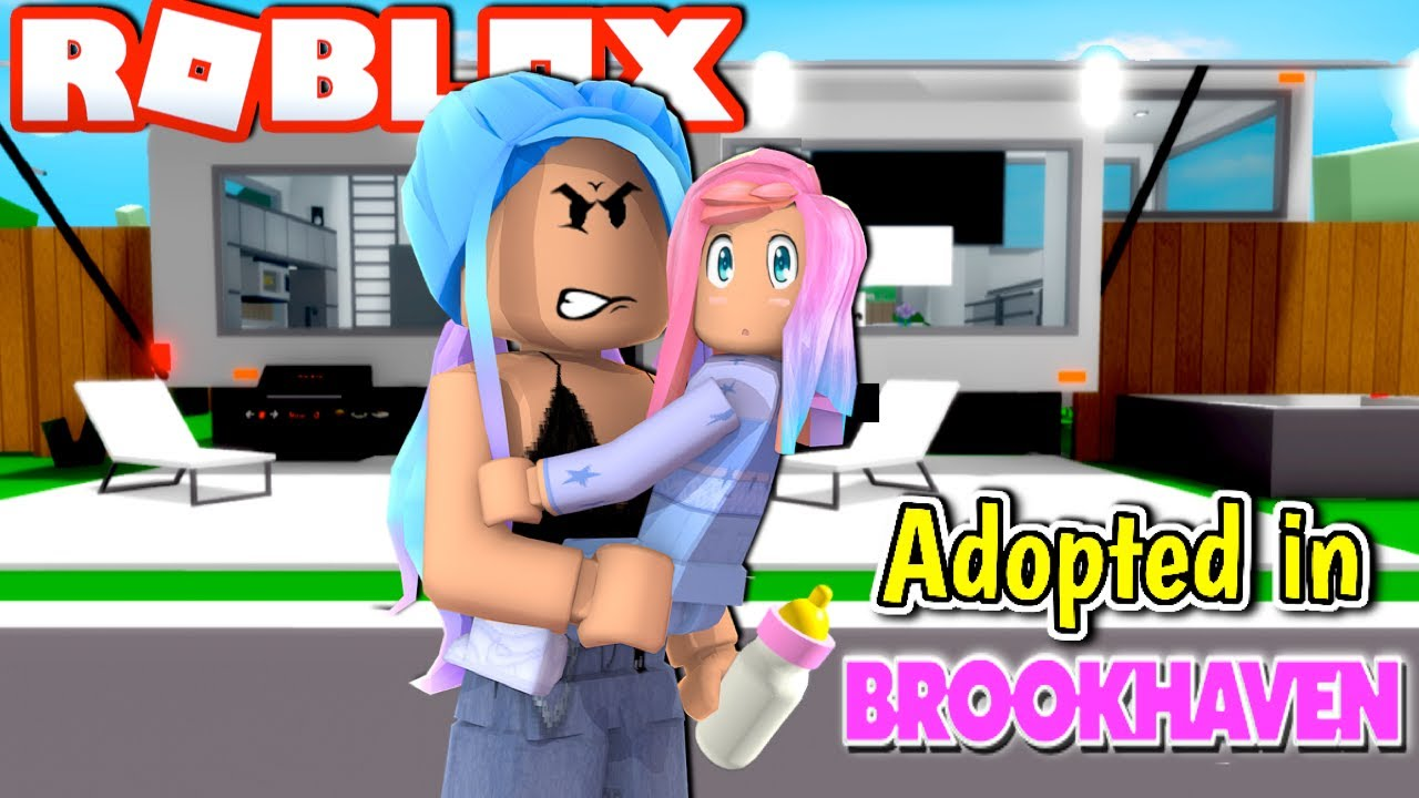 Download A Stranger Adopts Me in Brookhaven