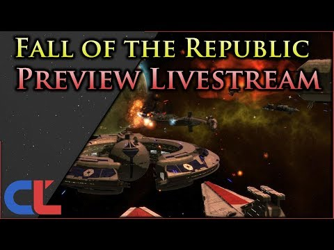 Fall of the Republic - Early Testing Stream!