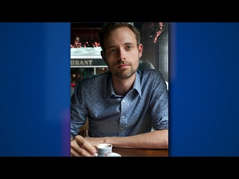 Ransom Riggs Interview at the 2015 LA Times Festival of Books