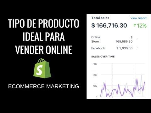 Productos Más Rentables Para Vender En Una Tienda Online / En Línea Con Shopify