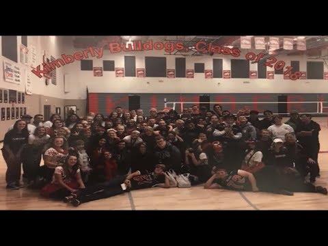 Kimberly High School Class of 2018!!!
