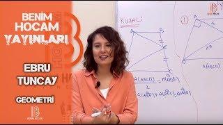 17)Ebru TUNCAY - Üçgende Açı / Kenar Bağıntıları - I (YKS-Geometri)2019