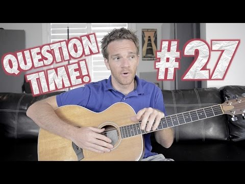 Question Time! Practicing, Fun Facts and Nick Drake!