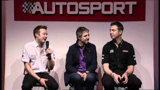 BTCC rivals: Plato, Neal and Shedden