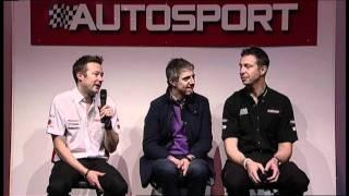 BTCC rivals: Plato, Neal and Shedden
