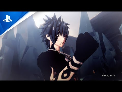Fairy Tail - Launch Trailer | PS4