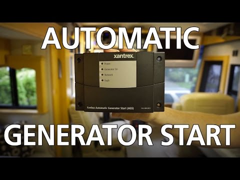 Power Time - RVgeeks - Episode 6: Automatic Generator Start