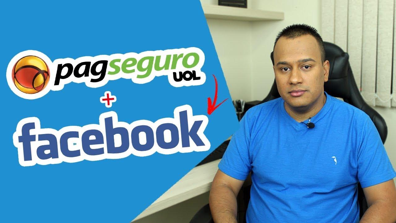 17e1a71c8 🔵 PAGSEGURO e Loja Virtual No Facebook