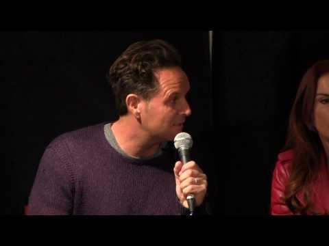 Mark Burnett & Roma Downey Visit Rodney Sampson's Opportunity Hub For Son Of God Movie Conversation