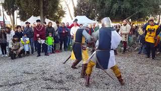Antichi Popoli: Duelli medievali a San Casciano  2017. Video 2 di 5