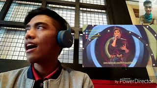 Regine Velasquez - Mc Arthur's Park /Hotstuff - Reaction Video