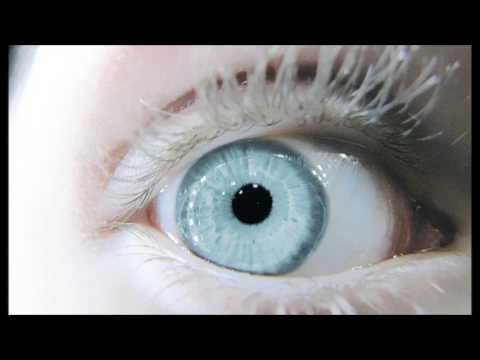 Olhos azuis claros  -  Áudio Subliminal - (Português)
