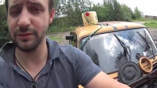 видео Машина на водороде. Генератор водорода для автомобиля