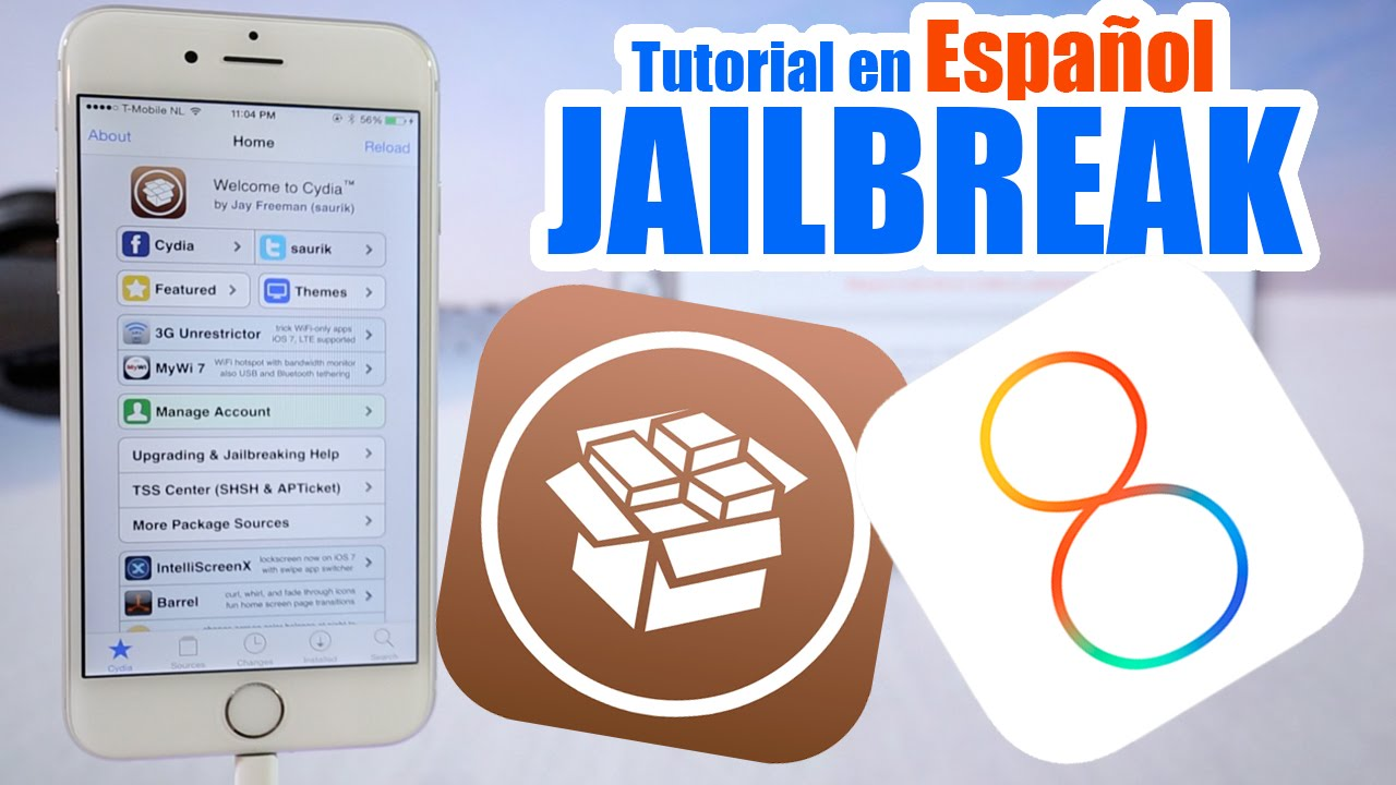 Jailbreak iOS 8 And iOS 8.1 With Pangu On iPhone 6, 6 Plus, 5s, iPad, More [Updated]