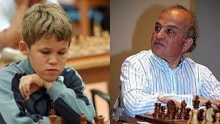 Шахматы. Карлсен - Белявский: МОЩНАЯ АТАКА будущего Чемпиона Мира!