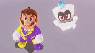 Super Mario Odyssey Walkthrough Part 5 - Lost Kingdom (Nintendo Switch)