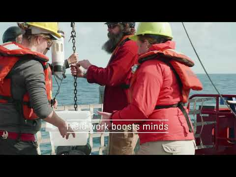Oceanography 295 - Science At Sea