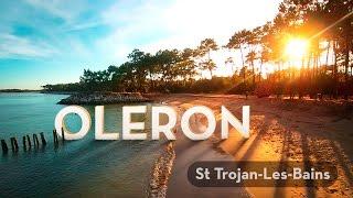 Vidéo aérienne de mes vacances à Saint Trojan Les Bains, ile d' Oléron. Drone. Blade Chroma.