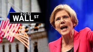 Elizabeth Warren Declares War On Wall Street Banks