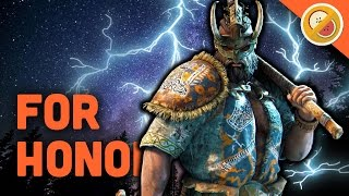 BERSERKER IS FAVORED BY THE GODS! - For Honor Gameplay