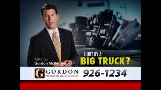 Killer Trucks | Dangerous 18-Wheelers | Gordon McKernan Personal Injury Lawyer