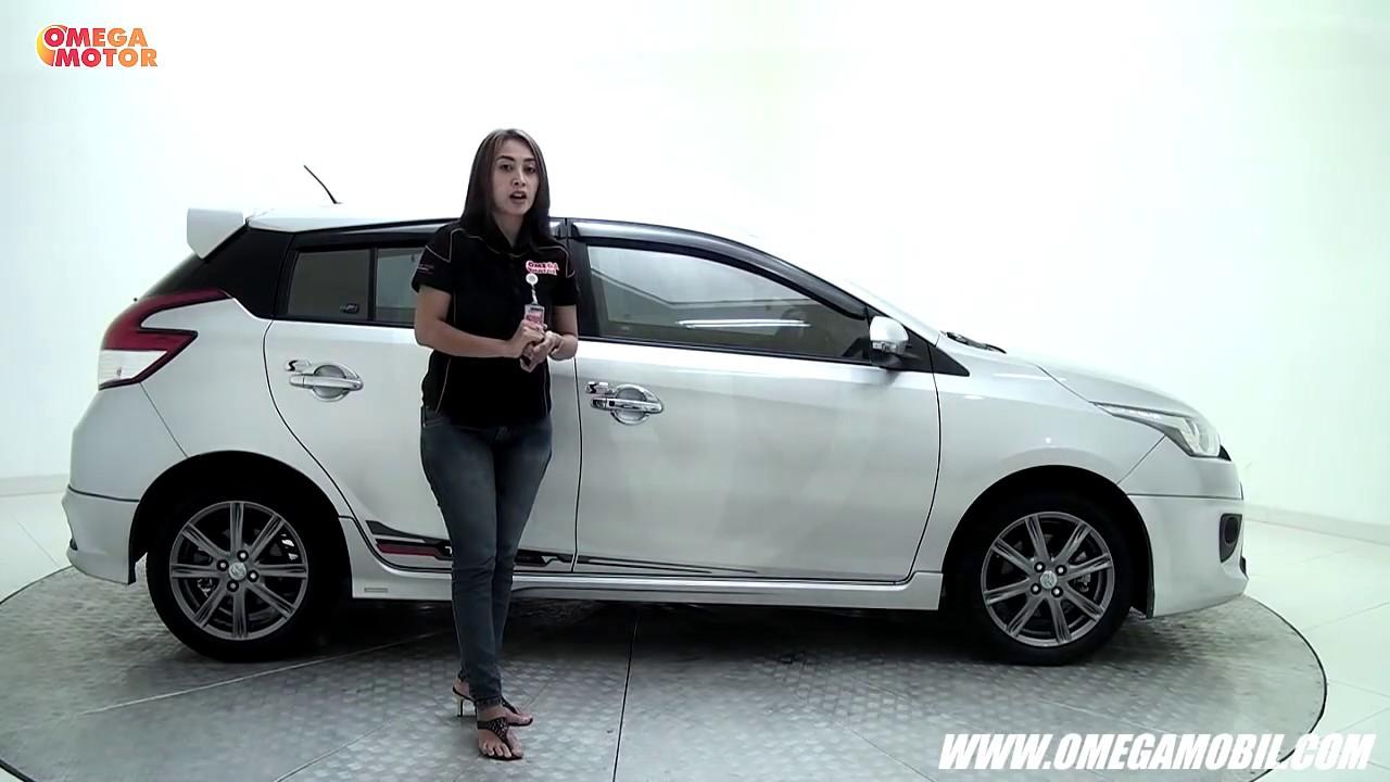 Harga Toyota Yaris Trd Bekas Grand New Avanza Surabaya Jual Mobil 1 5 S Sportivo At 2016 Youtube