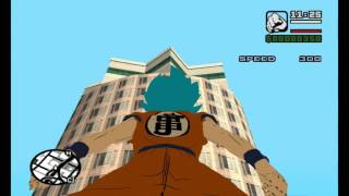 Video GTA San Andreas Dragon Ball Z Super Mod How to Install EASY with GAMEPLAY download MP3, 3GP, MP4, WEBM, AVI, FLV April 2018