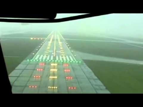 Dehradun Airport Final Approach