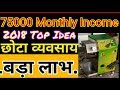 75000rs Low investment Business plans for Daily Income , Sugarcane juice machine