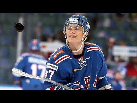 """Гусев упрямо гнул свою линию и подписал в НХЛ уникальный контракт - с """"Нью-Джерси"""""""
