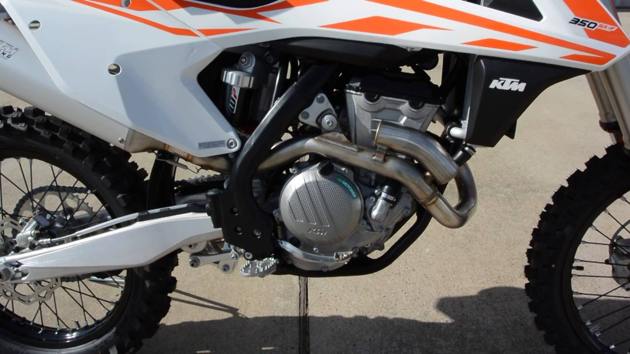 $9,199: 2017 ktm 350 sx-f traction control / launch mode overview