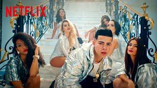 Passei de Nave | Clipe Oficial | MC Doni | Sintonia | Netflix