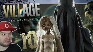 Horror Puppe ANGIE & DONNA BENEVIENTO Boss Battle 🧛‍♀️ RESIDENT EVIL VILLAGE 🧛‍♀️ #10
