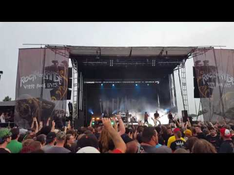 In Flames - Leeches (Live) ROTR 2017