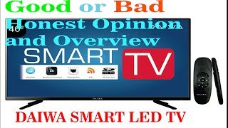 DAIWA FULL HD SMART LED TV WITH AIR REMOTE