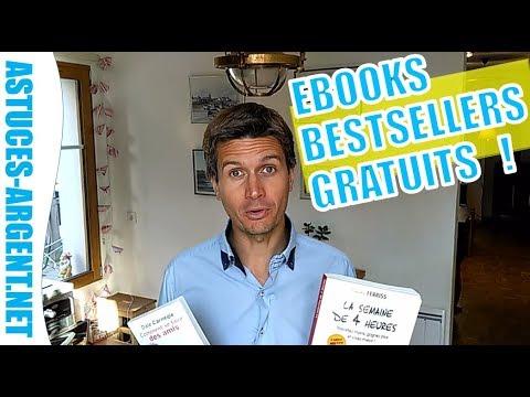 Lire et Ecouter des EBOOKS GRATUITS BESTSELLERS