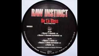 Raw Instinct  -  De La Bass (Mousse T.