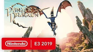 Panzer Dragoon: Remake - Nintendo Switch Trailer - Nintendo E3 2019