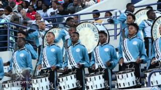 JSU v.s. Tennessee State University - Percussion Battle - SHC 2015