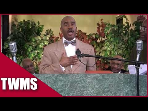 Pastor Gino Jennings - Can I be baptized by a woman