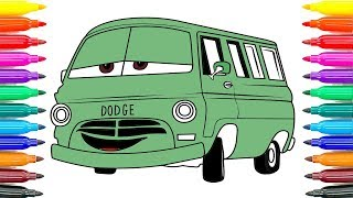 How To Coloring Cars Dusty Rust eze Coloring Pages How To Paint Dusty Rust eze Funny Coloring Book