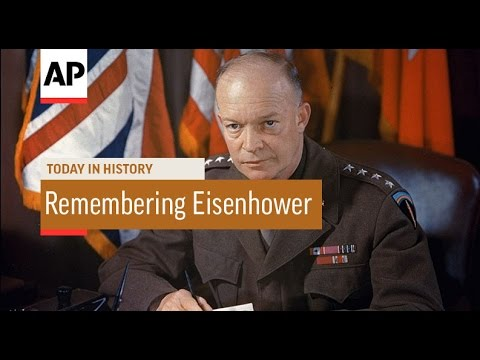 Remembering Eisenhower - 1969 | Today In History | 28 Mar 17